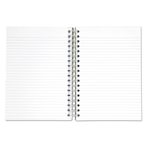 Recycled Notebook, College Ruled, 9 1/2 x 6, 120 Sheets