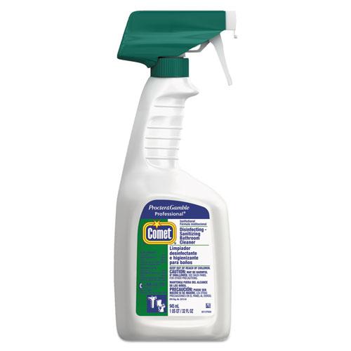 Comet Bathroom Cleaner Msds