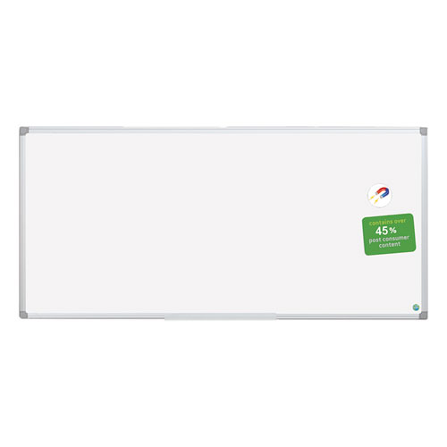 Earth Gold Ultra Magnetic Dry Erase Boards, 48 x 96, White
