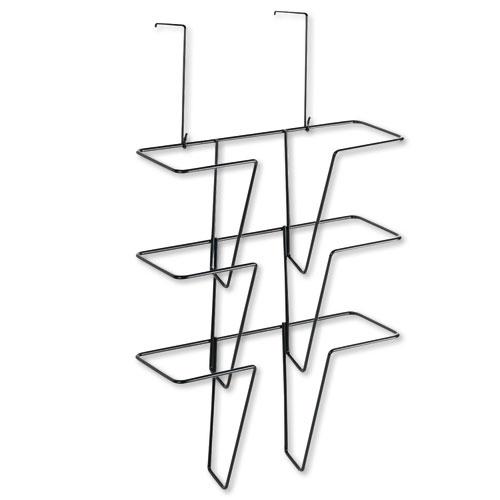Wire Partition Additions Three-Pocket Organizer, 12 5/8 x