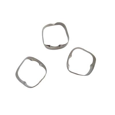 Patterson® Plain First Molar Bands