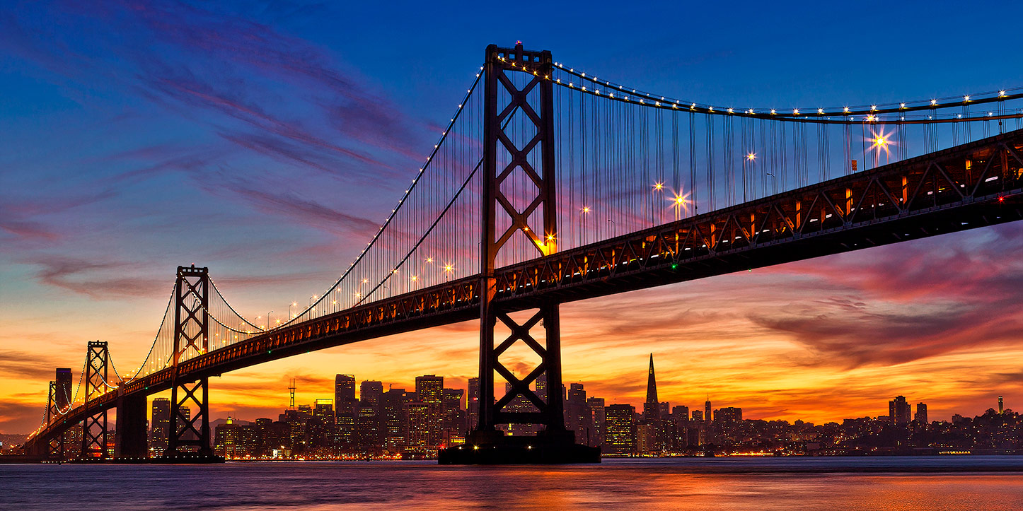 Photographing The San Francisco Bay And Golden Gate Bridge