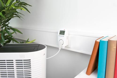 thermostat numerique pour chauffage et climatiseur jusqu a 3680 w
