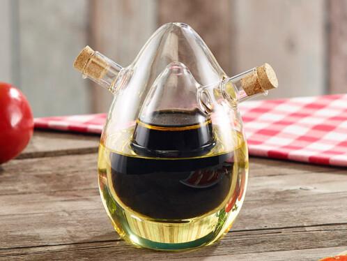 service a huile et vinaigre