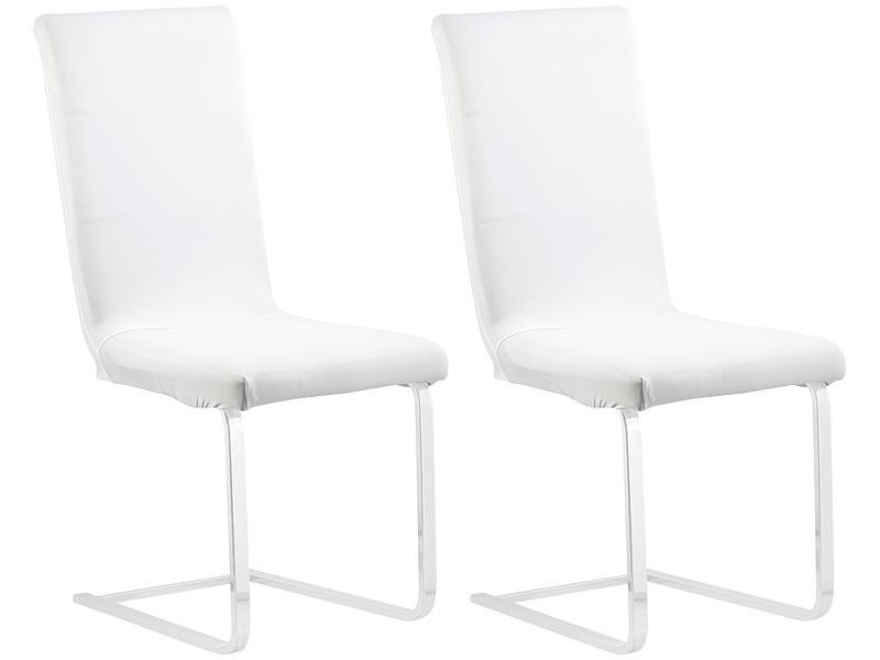 https www pearl fr article nx6351 2 housses de chaise extensibles et ecologiques blanc