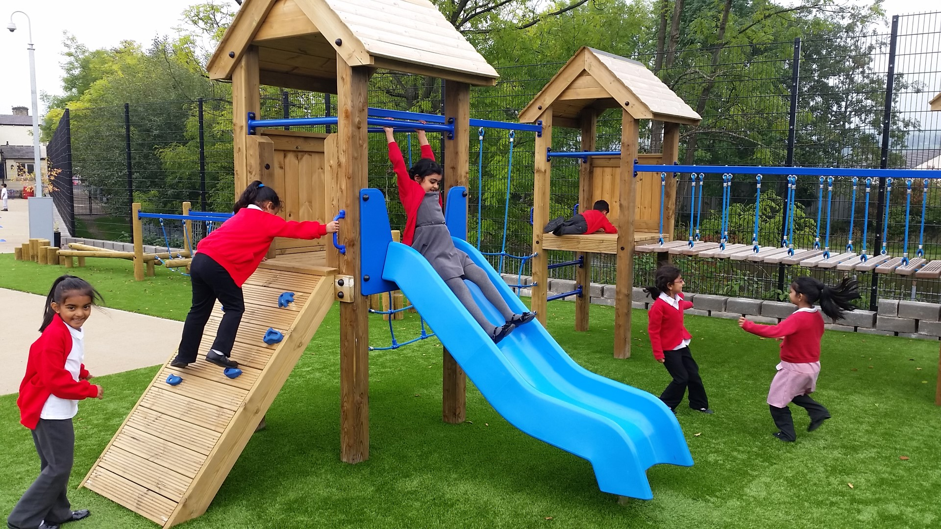 How Outdoor Play Can Improve Childrens Sleep  Pentagon Play