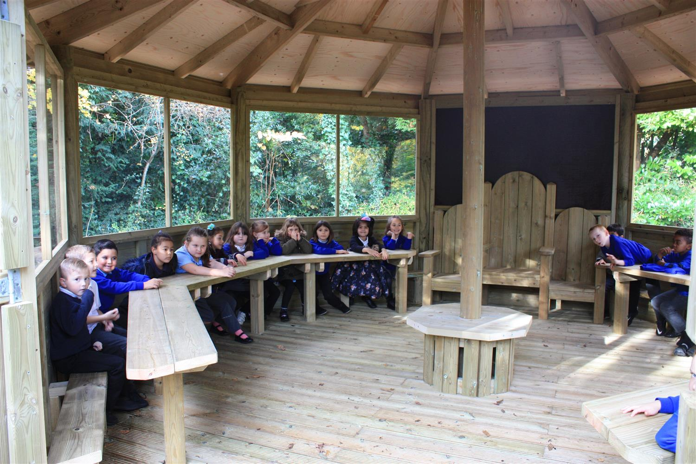 Swaythling Primary School S Outdoor Classroom