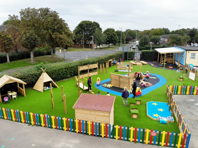Bright Sparks Preschool S Playground Design
