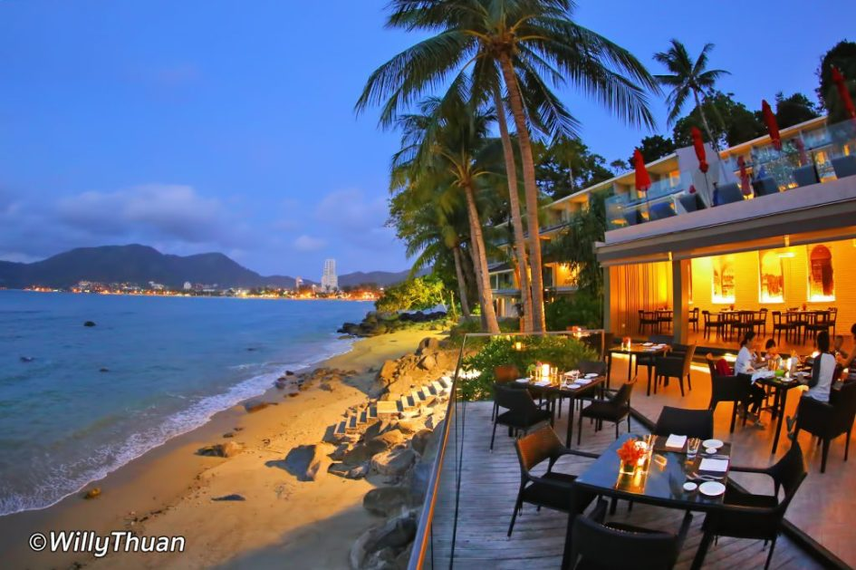 La Gritta is Phuket Most Romantic Restaurant