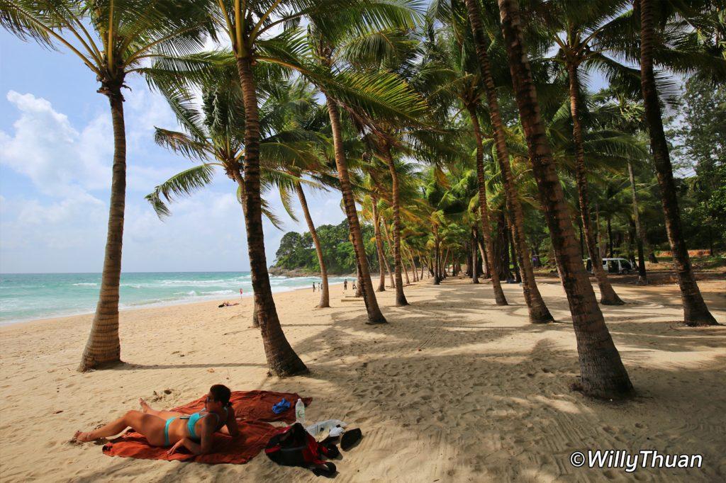 Surin Beach Today