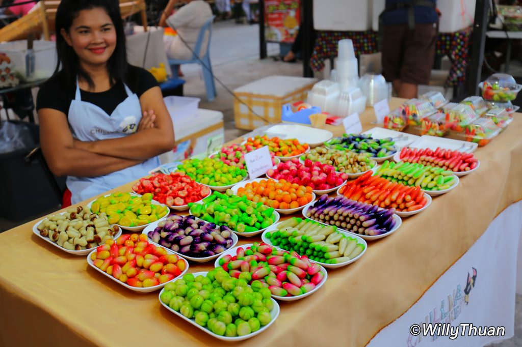 Sweets with a smile at Chillva Night Market