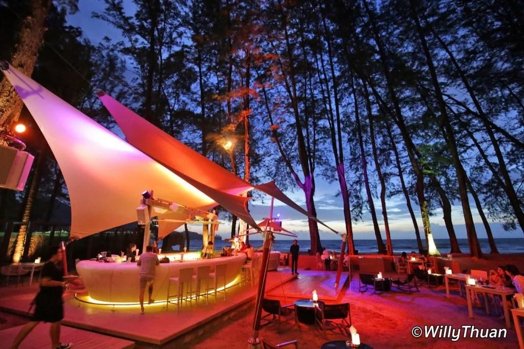 HQ Beach Club Kamala Beach
