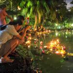Loy Krathong in Phuket