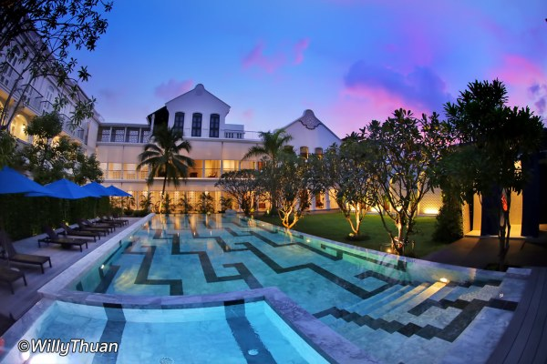 Little Nyonya Hotel in Phuket Town