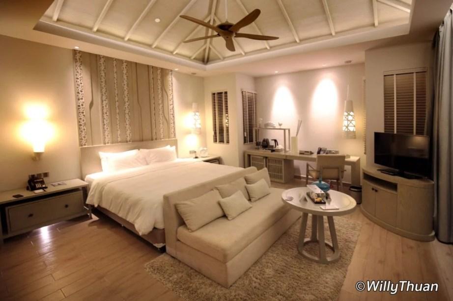 Pullman Arcadia Naithon Resort - Grand Ocean Room