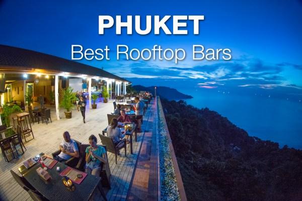10 Best Rooftop Bars in Phuket