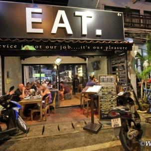 Eat Bar & Grill Restaurant Karon