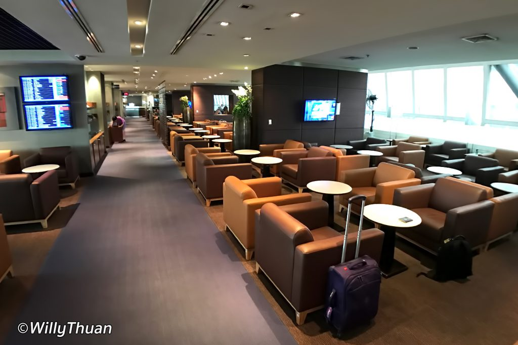 Royal Orchid Lounge