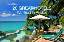 Best Hotels Phuket Thailand