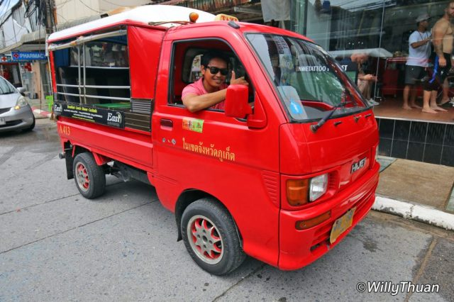 Tuk Tuk in Phuket