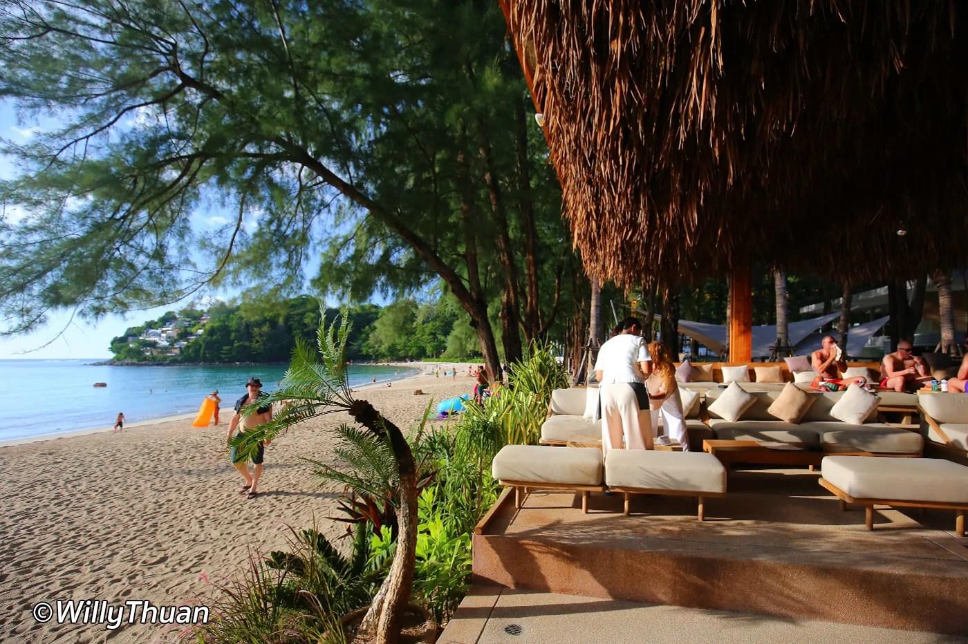 Catch Beach Club Kamala