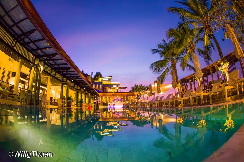 cape sienna hotel in kamala beach phuket 101. Black Bedroom Furniture Sets. Home Design Ideas
