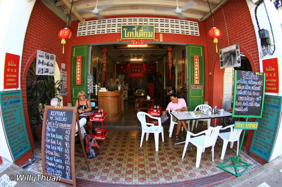 Kopitiam by Wilai in Phuket Town