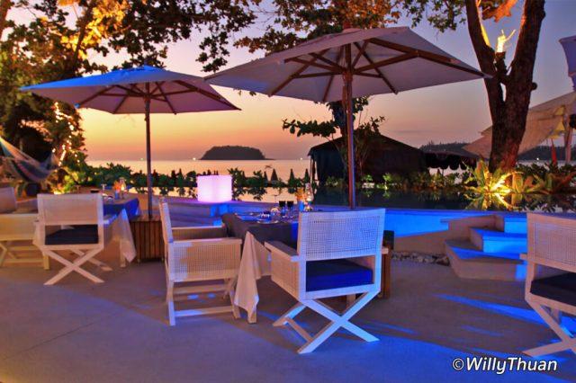 Re Ka Ta Beach Club on Kata Beach