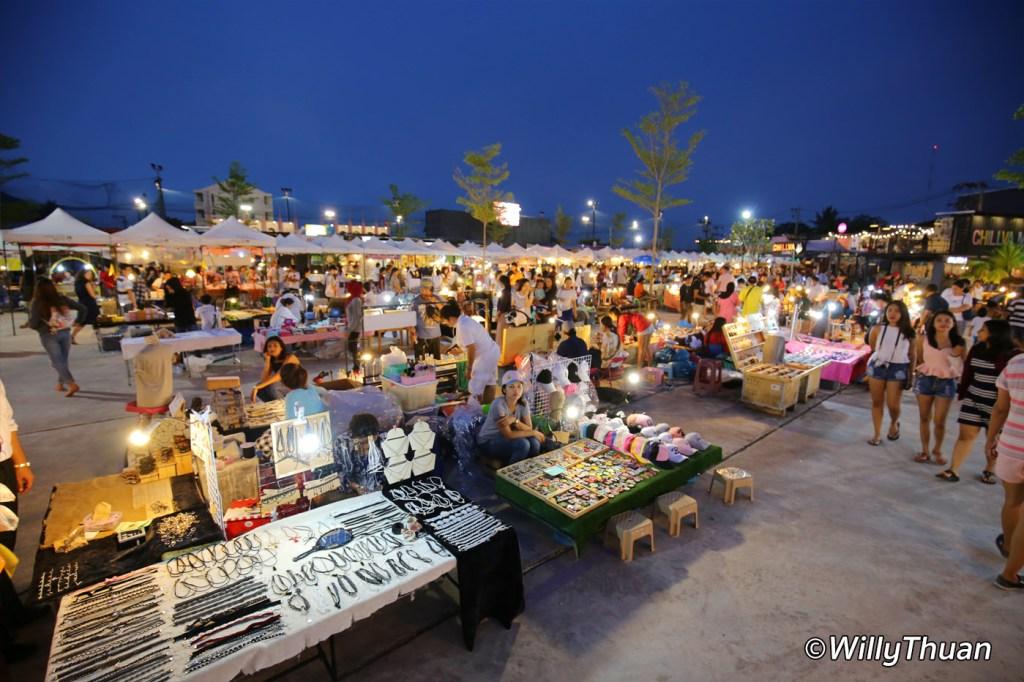 Chillva Market in Phuket
