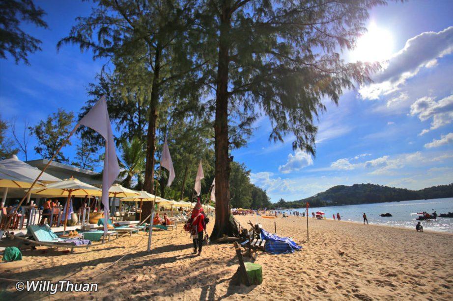 Catch Beach Club on Bangtao Beach, Best Beach Club in Phuket