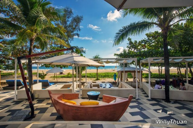 Coast Beach Club at Centara Grande Beach Resort Phuket