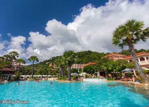 Centara Grand Beach Resort in Karon Beach