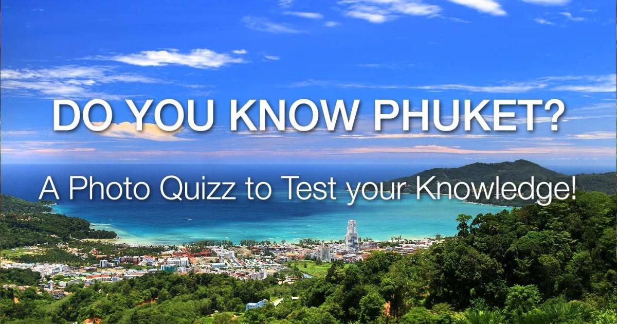 Phuket Quizz