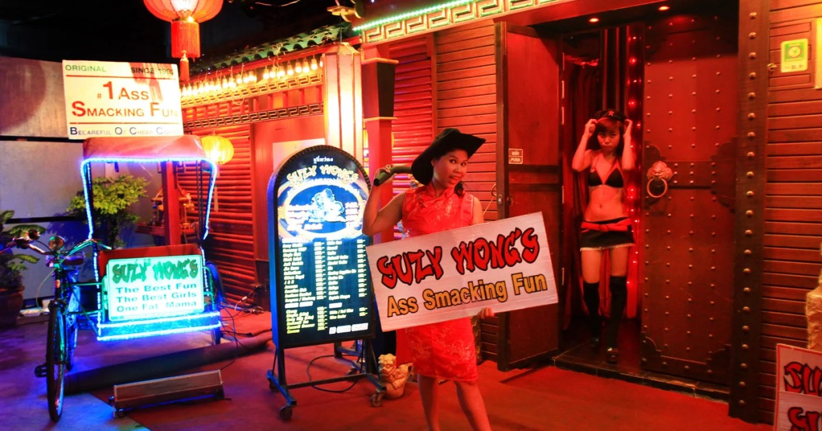 Phuket Go Go Bars