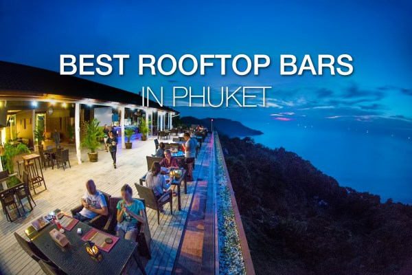 10 Best Rooftop Bars in Phuket