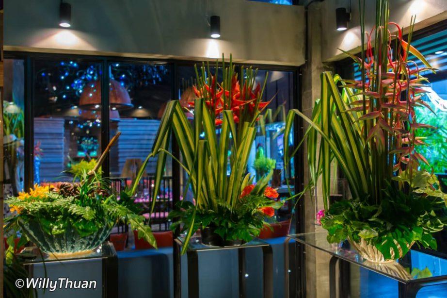 Flower Shop The Slate Phuket