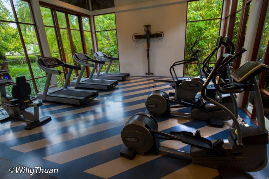 Fitness Room at The Slate Phuket