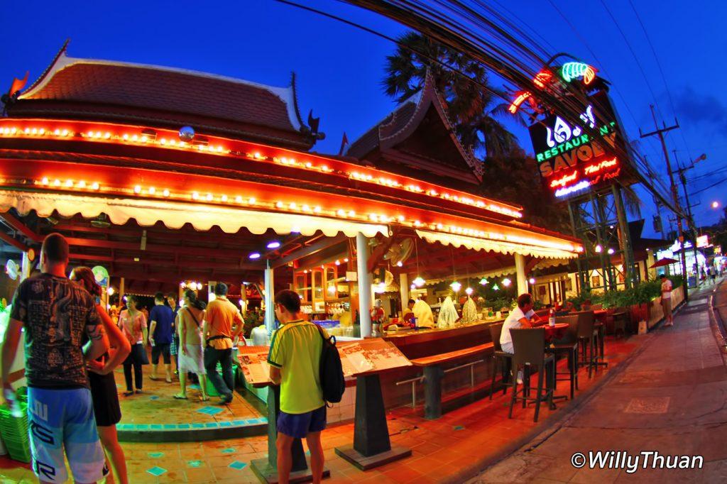 Savoey Restaurant Patong