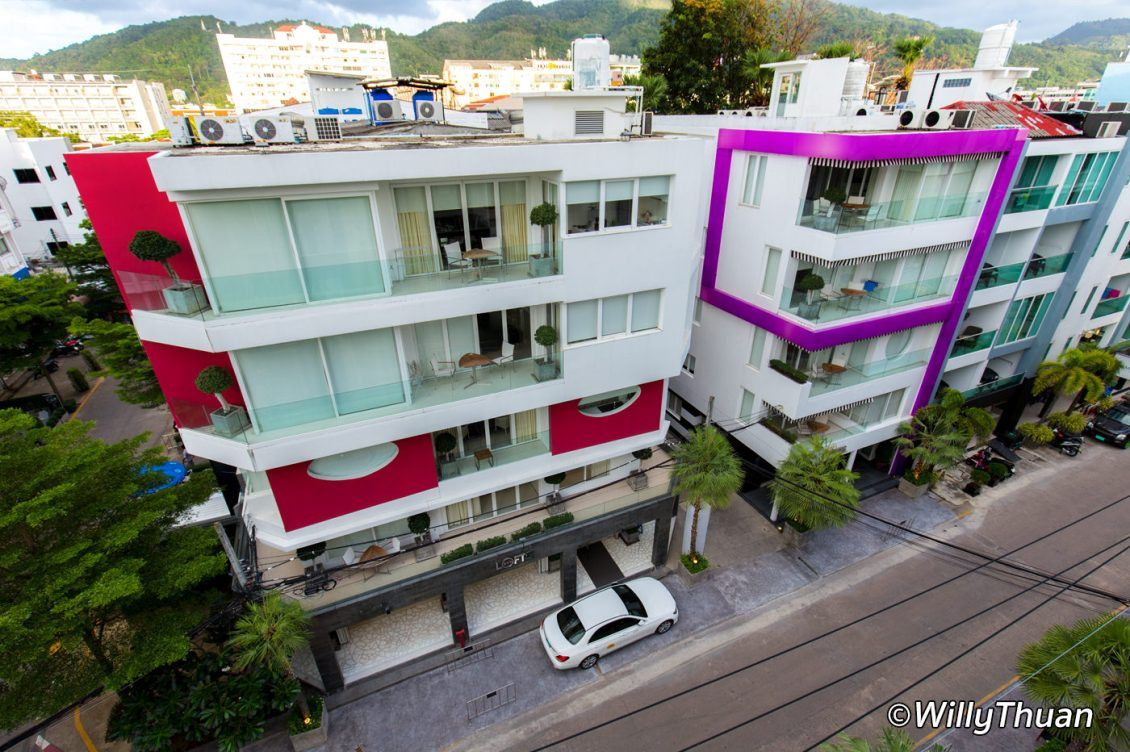 Byd Lofts Boutique Hotel Serviced Apartments Patong