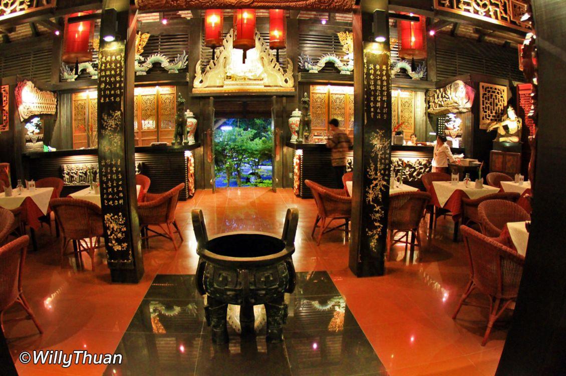 Kampong Kata Hill Restaurant Phuket