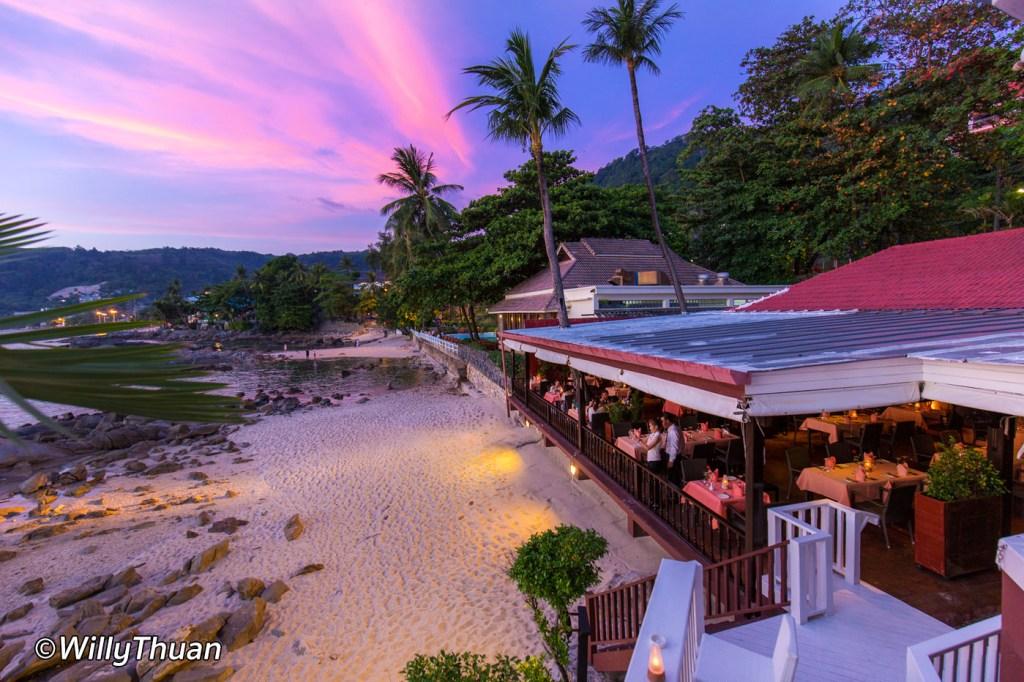 Da Maurizio restaurant Phuket
