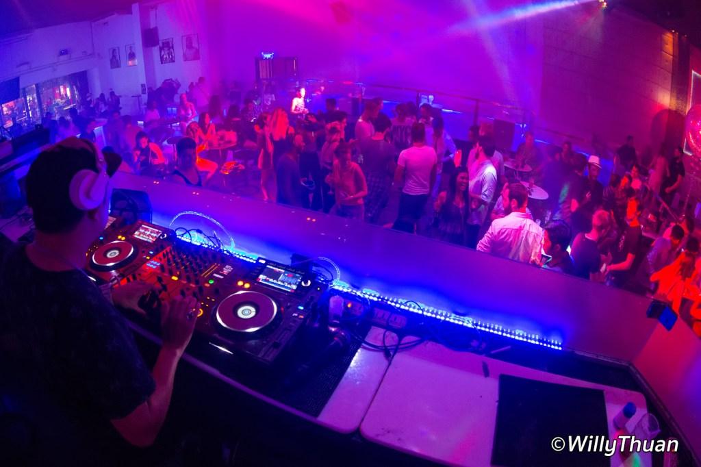 White Room Nightclub Phuket