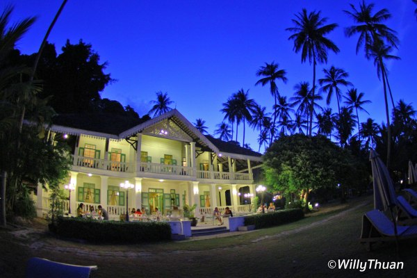 Panwa House at Cape Panwa Hotel