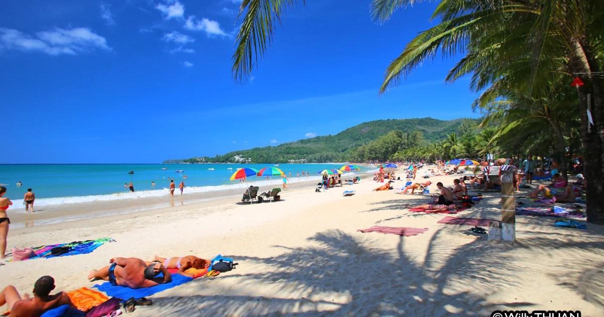 Hotels Kamala Beach Phuket Thailand