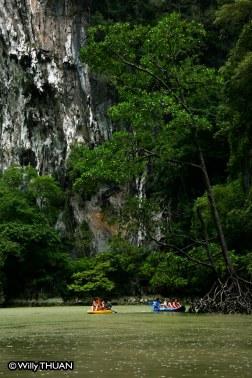 Phang Nga Bay near Phuket