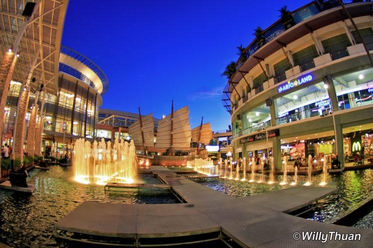 Jungceylon Phuket Shopping Mall in Patong - Phuket 101