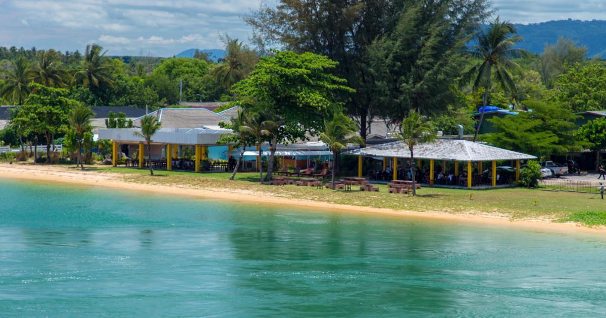 Thanoon Seafood restaurant Phuket