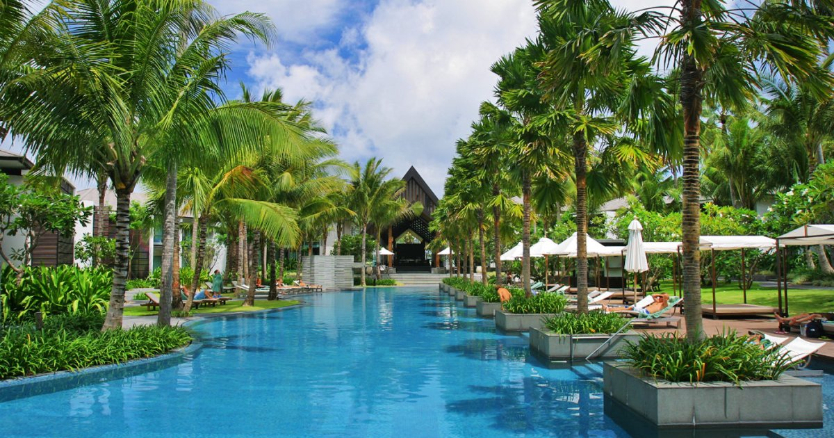 Twinpalms Phuket Resort