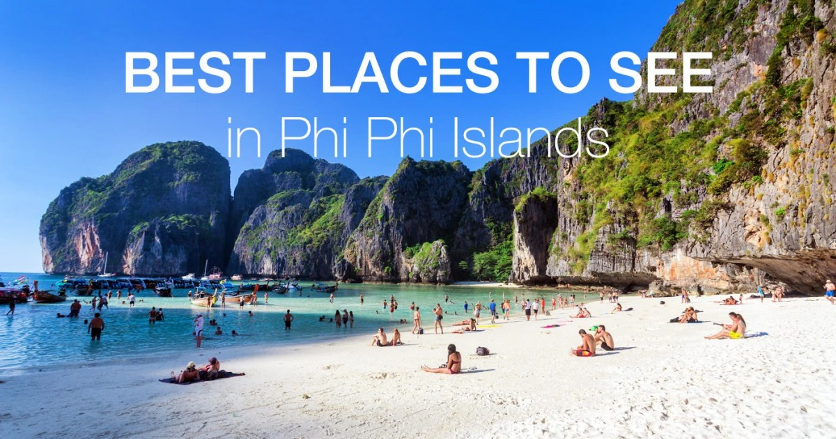 What to Do in Phi Phi Island
