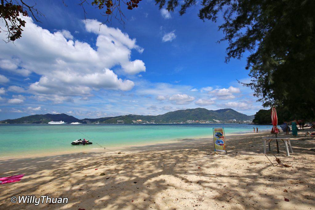 Tri Trang Beach Phuket